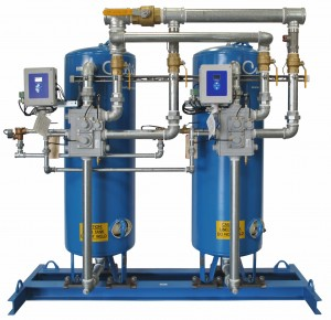 Skid-Mounted Water Treatment System