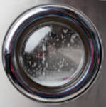 Washing Machine With Foam On Front Load
